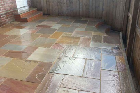 pavers-newcastle-patio-area
