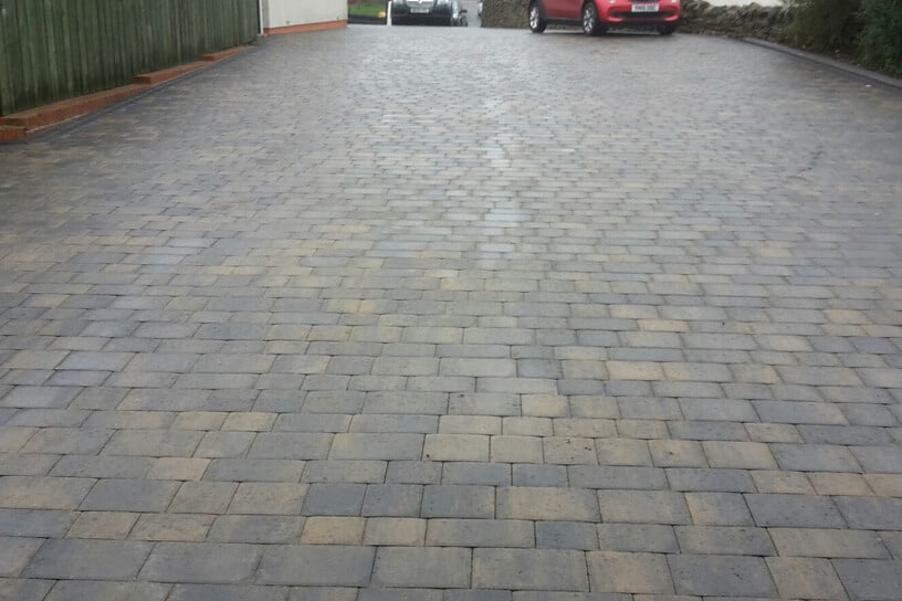 Stamped Concrete Driveway Designs